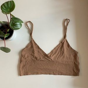 Pretty Little Thing crop top bralette
